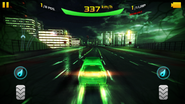 Renault CLIO R.S. 200 EDC infected and maxed out (in kmh)