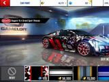 Bugatti Veyron 16.4 Grand Sport Vitesse (decals)