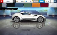Icona Vulcano V12 Hybrid Gloss White
