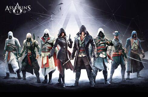 Вікі Assassin's Creed