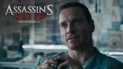 """Assassin's Creed """"Час Творити Історію"""" ТБ-ролик - 20th Century FOX"""
