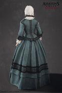 ACS Florence Nightingale Modèle -Derrière