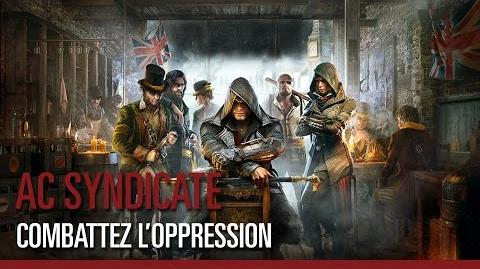 Assassin's Creed Syndicate - Premier Trailer