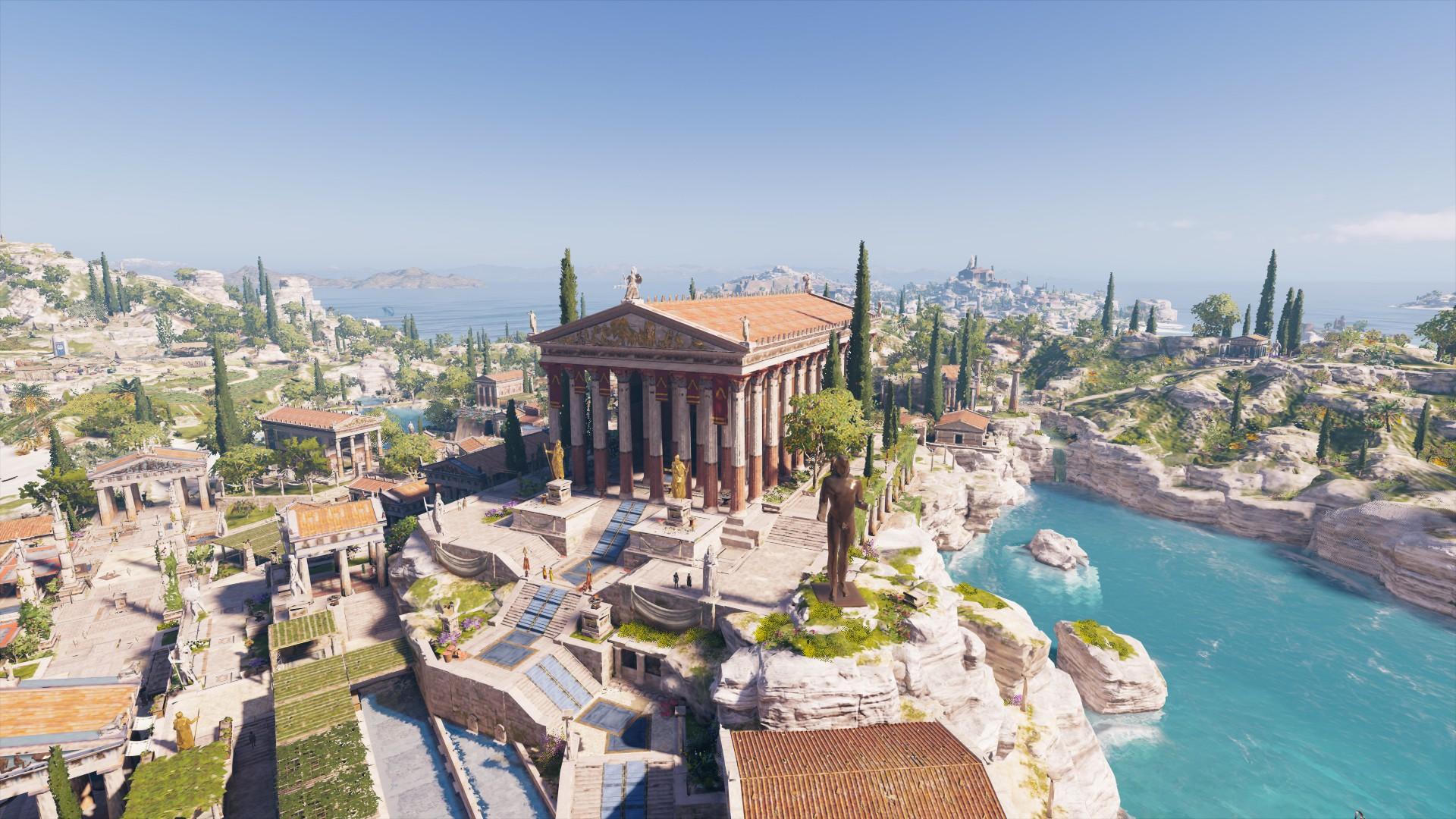 Grand Temple of Apollo