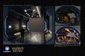 ACIV Abstergo Entertainment Service Corridor concept