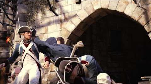 Assassin's Creed Unity Revolution Gameplay Trailer IT