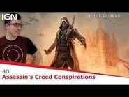 Assassins Creed Conspiration - rencontre avec le scénariste, Guillaume Dorison