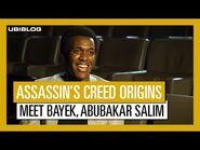 Meet Abubakar Salim, the man behind Bayek of Siwa