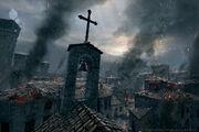 ACID Siege of Monteriggioni Concept 2