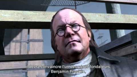Assassin's Creed 3 - La Tyrannie du roi Washington - Trahison Trailer officiel FR