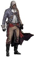 Shay Cormac Assassino concept art frontale