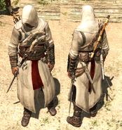 ACIV Tenue d'Altaïr Ibn-La'Ahad
