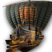ACOD The Medusa Ship Design
