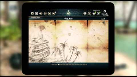 Trailer Companion App Assassin's Creed 4 Black Flag IT