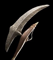 Spartan Grain Scythe