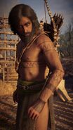 ACOd-bandit-tattoo-zigzagarm