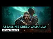Assassin's Creed Valhalla- Story Trailer