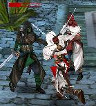 Harash combatte Altaïr