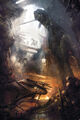 ACUnity catacombe concept art