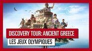 Discovery Tour- Ancient Greece – Les jeux Olympiques