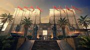 ACO Concept Art Temple
