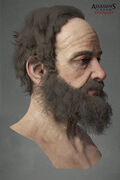 ACS John Elliotson Head Model 2