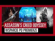 Assassin's Creed Odyssey – wsparcie po premierze i zawartość przepustki sezonowej