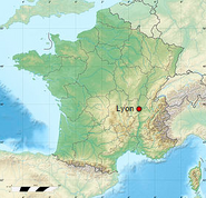 Lyon carte