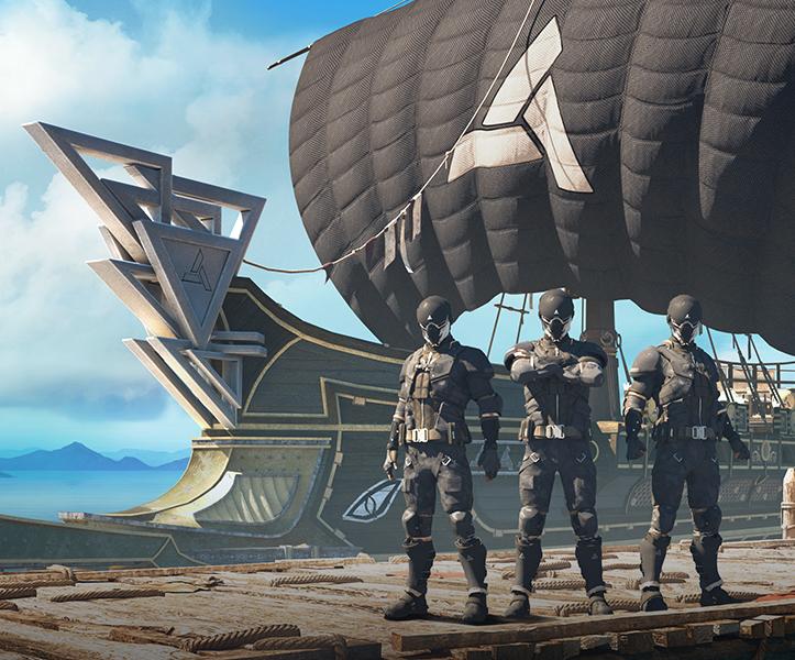 Abstergo Naval Pack