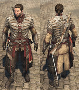 ACRG Native armour