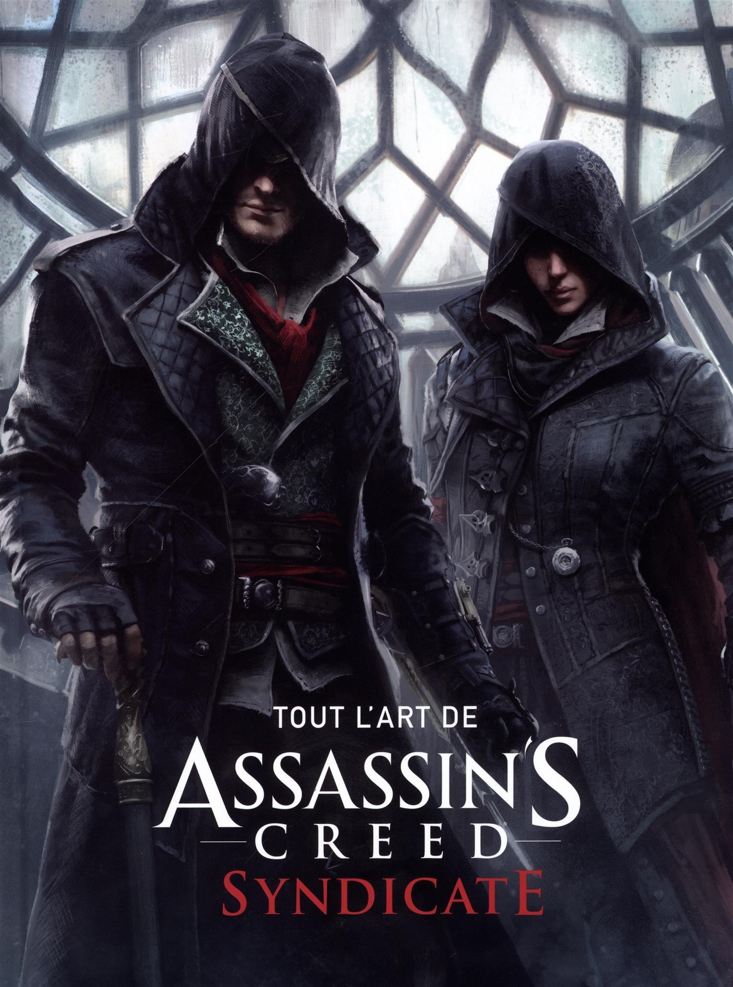Tout l'art de Assassin's Creed: Syndicate