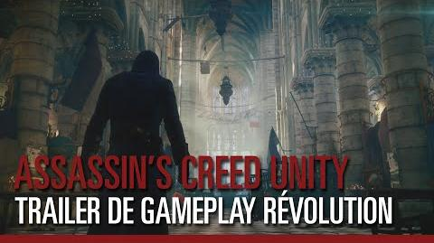 Assassin's Creed Unity Trailer de Gameplay Révolution