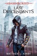 Cover finale Last Descendants