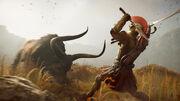Cretan Bull - Assassin's Creed Odyssey