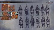 ACC India Hamid Concept Sketches