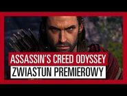 Assassin's Creed Odyssey – Zwiastun premierowy