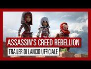 Assassin's Creed Rebellion - Trailer di lancio ufficiale - Ubisoft