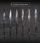 ACOD Leonidas' Spear Concept Art 1 - Gabriel Blain