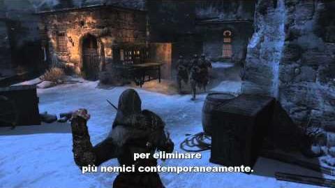 Assassin's Creed Revelations Gamescom 2011 Sessione Single Player (commentata)