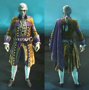 01 海盗服饰