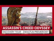 Assassin's Creed Odyssey – zwiastun Discovery Tour