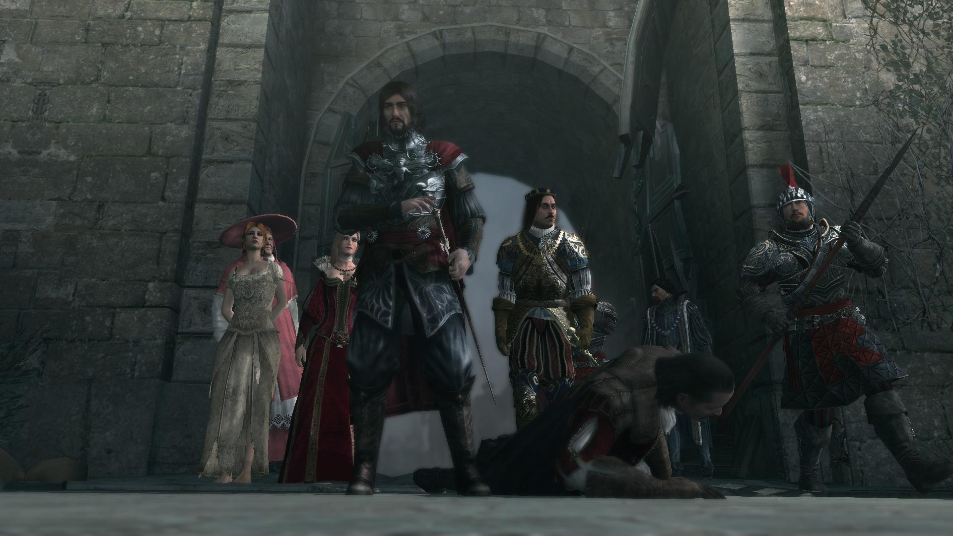 "Master Sima Yi/Assassins vs. Templars: ""good vs. evil"""