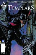 ACT Comics 1 Cover Laming