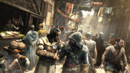 Ezio Talking Yusuf Tazim