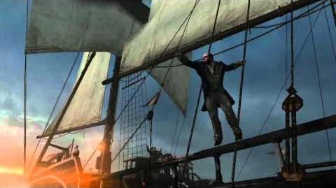 Assassin's Creed 3 - Trailer Bataille Navale FR