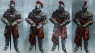 Knight gear