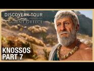 Assassin's Creed Discovery Tour- Knossos - Ep
