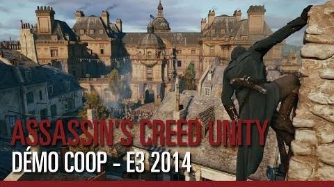 Assassin's Creed Unity - Démo de gameplay Coop - E3 2014