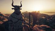 ACOD Statue of Minotaur