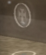 Templar sliver coin